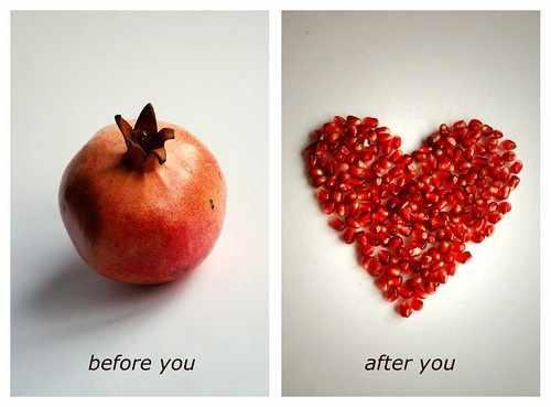 Открытка «После тебя»