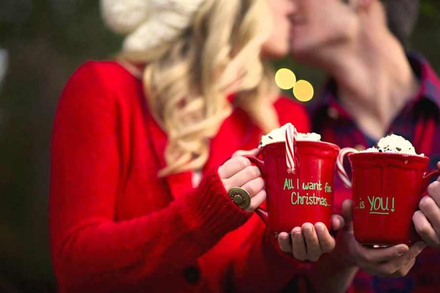 Идеи новогодних подарков любимому