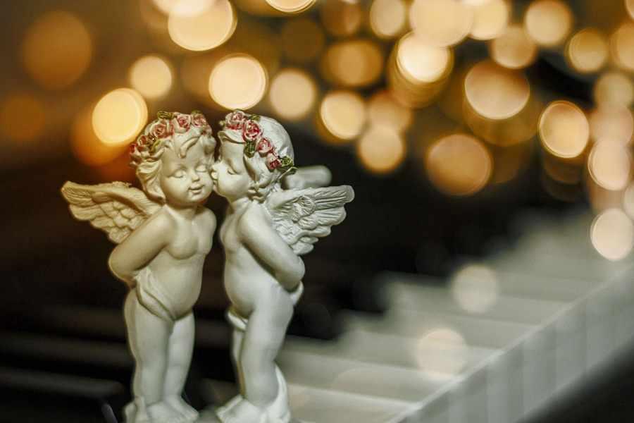 Символ любви: купидон