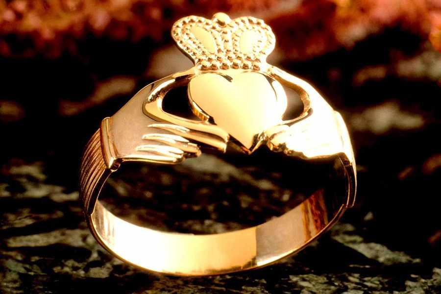 Символ любви: кольцо Кладдаг
