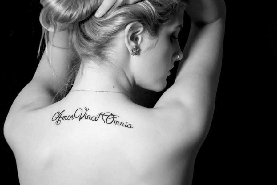 Фразы о любви на латыни для татуировок