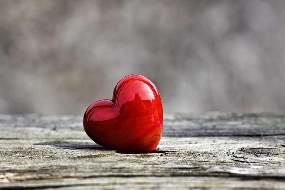 Сердце — символ любви и верности