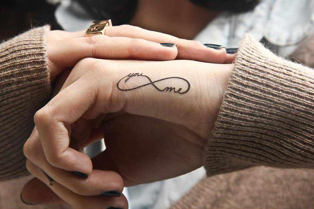 Татуировка — символ любви и верности