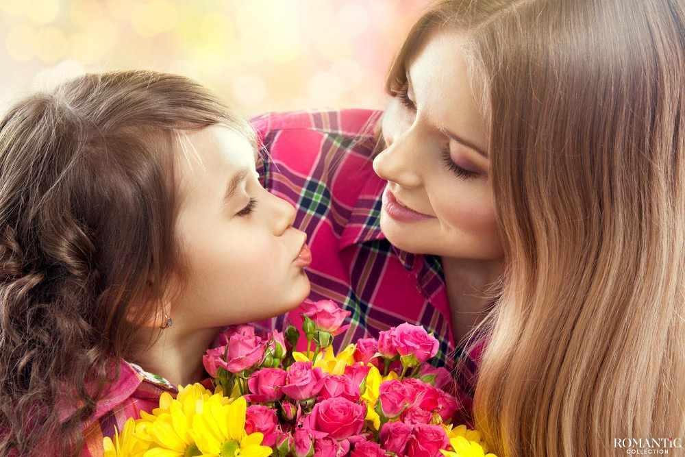 Традиции Дня матери в России