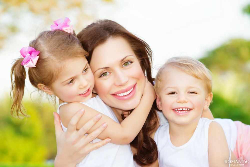 Стихи на День матери в детский сад
