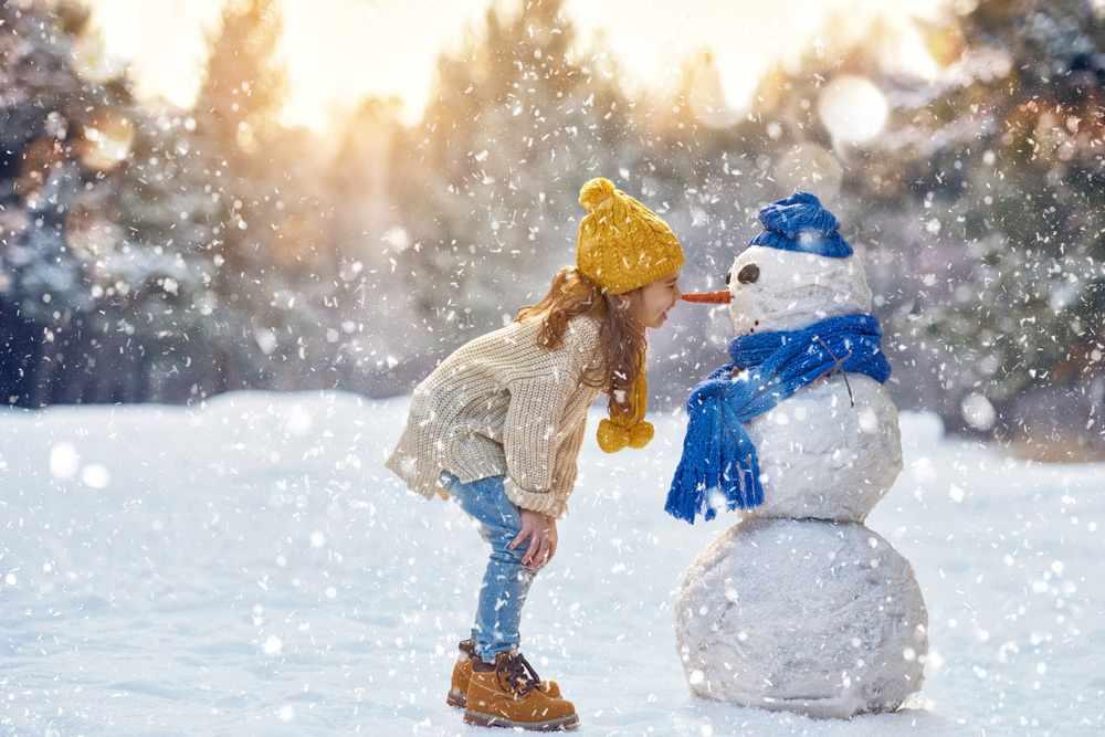 100 идей для весёлой зимы